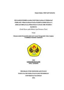 Doc Penelitian Skripsi Motivasi Kewirausahaan Mahasiswa Administrasi Pendidikan Universitas Negeri Padang Lutfi Koto Academia Edu