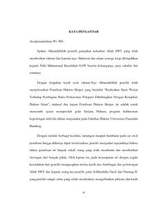 Keabsahan Surat Wasiat Terhadap Pembagian Harta Perkawinan