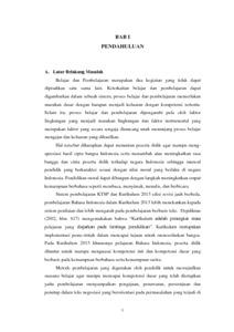 Pembelajaran Menyampaikan Pengajuan Penawaran Persetujuan Dan Penutup Dalam Teks Negosiasi Yang Berorientasi Pada Permasalahan Yang Terjadi Di Lingkungan Dengan Menggunakan Metode Problem Based Intruction Pada Siswa Kelas X Sma Pasundan 3 Bandung
