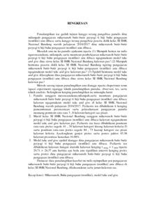 Pembelajaran Mengidentifikasi Butir Butir Penting Dari Satu Buku