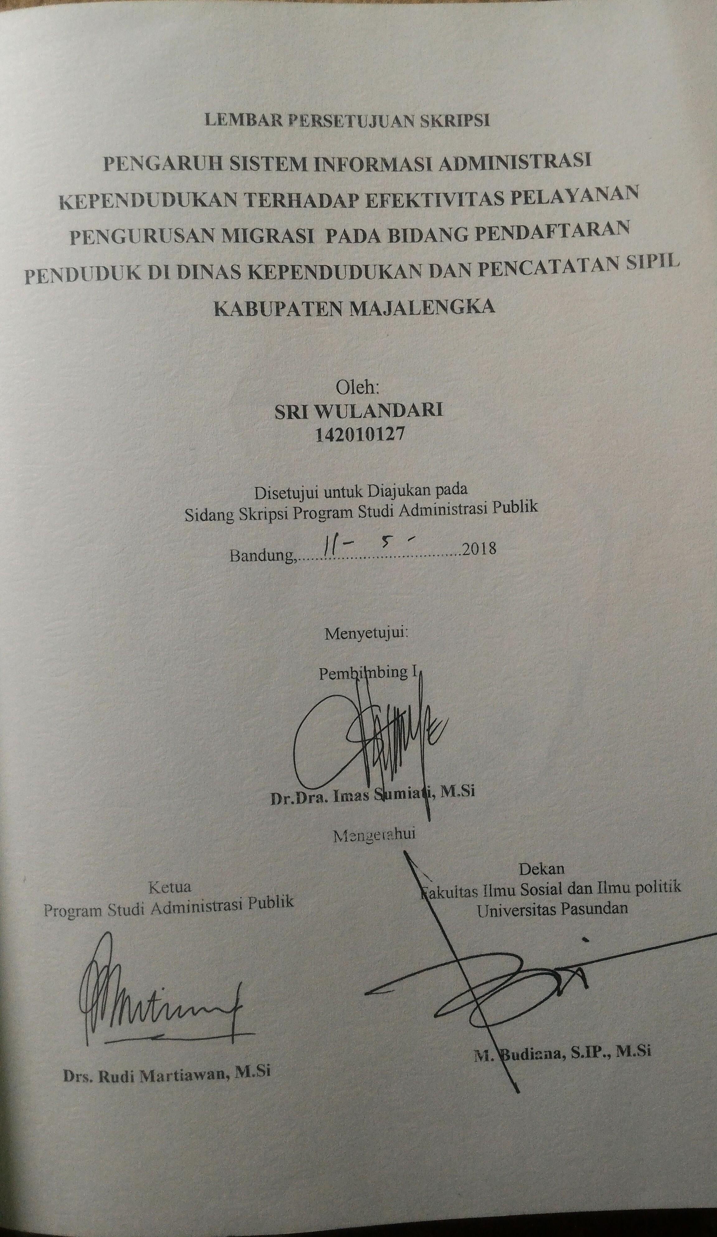 tesis kuantitatif administrasi publik