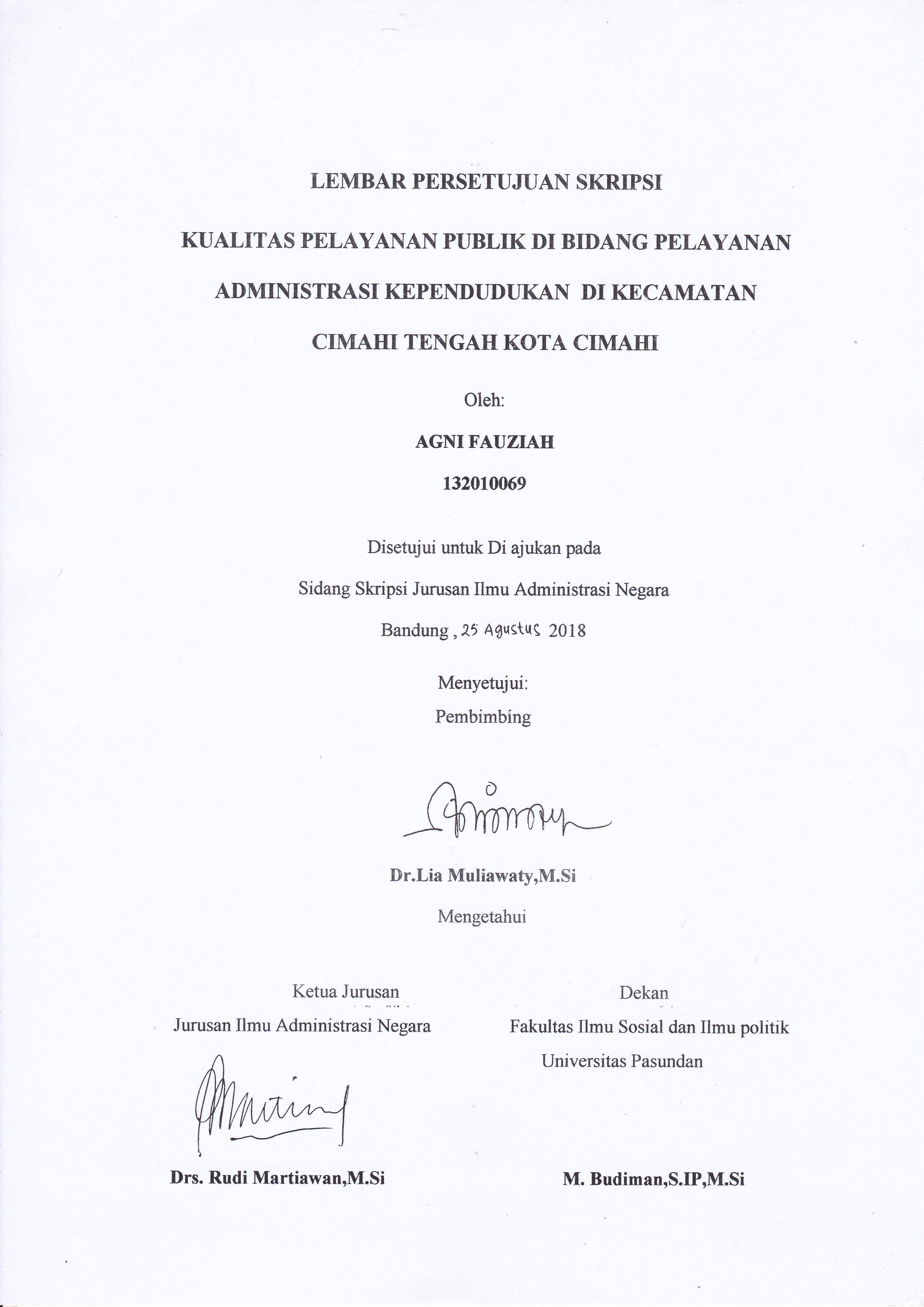 Contoh Skripsi Administrasi Publik Kualitatif Contoh Soal Dan
